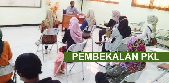 Pembekalan Kegiatan PKL mahasiswa Politeknik MKM
